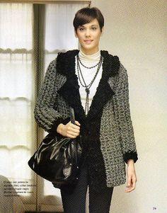 Clarín Crochet 2008 Nº 03 - Melina Crochet - Picasa Web Albums