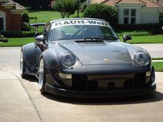 RWB Porsche 911 Rauh-Welt 993 USA #5