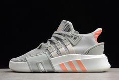 timeless design 98ea4 6615a Womens Adidas EQT Basketball ADV Grey Two Grey Orange For Sale – Sole  Adidas