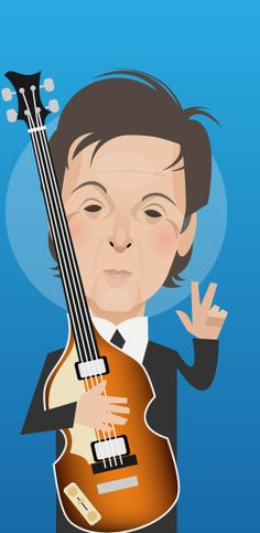 McCartney by Stan Chow, via Flickr