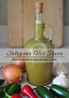 """I've had a lot of people asking for my Fermented Jalapeno Hot Sauce Recipe and also just asking in general """"How do you make homemade hot sauce?"""" so I figured I'd let you in on my secret. To go along with this recipe, I also cover this in Episode 12 – How to Make Homemade Fermented Hot Sauce. Got Flavor … Continue reading »"""