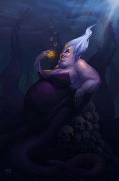 Ursula by ~LynxMB