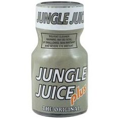 Jungle Juice Plus Poppers 10ml (small bottle)