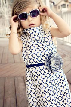 So cute...this is why I need to have a little girl!!