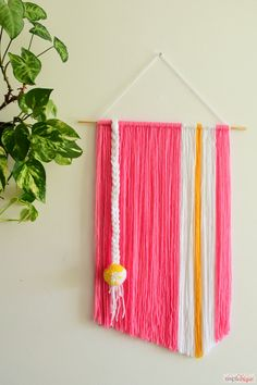 DIY Coletivo – Hanger de parede