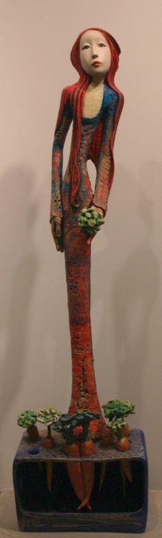 Camille VandenBerge | Sculptures | Two