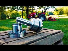 Easiest Tractor PTO Install EVER!   PTO Solution   Best PTO Adapter - YouTube Tractor Accessories, Tractors, Easy, Youtube, Youtubers, Youtube Movies