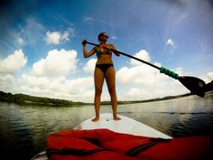 9 reasons you should try SUP boarding this summer