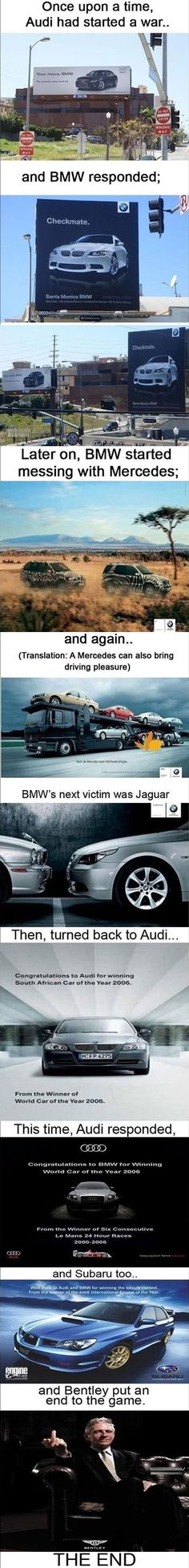 Hilarious War of Car Manufacturers – Earthly Mission