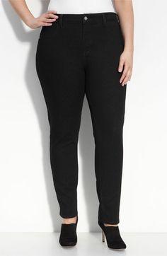 Not Your Daughter's Jeans® Stretch Denim Leggings (Plus) | Nordstrom - StyleSays