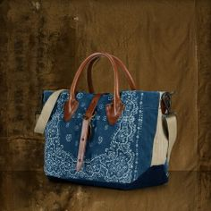 Canvas Denim and Canvas Bag Denim and Supply