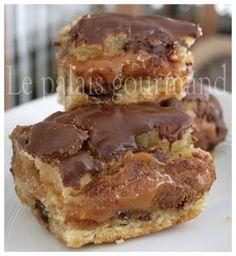 Bon Dessert, Dessert Bars, Easy Desserts, Dessert Recipes, Sweet Bread, Cakes And More, Fudge, Biscuits, Deserts