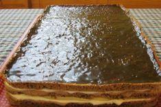 Tie najlepšie orechové krémové rezy, aké ste kedy mali! Sú pripravené už za pár minút ! - Báječná vareška Tiramisu, Tray, Ethnic Recipes, Food, Trays, Tiramisu Cake, Meals