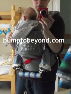 Baby wearing during ponsetti treatment