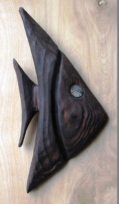 Tiki Objects by Bosko - Vintage treasures - Witco inspired anglefish