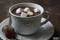 Delicious hot chocolate ready in less than 10 minutes.