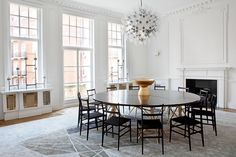MODERN DINING ROOM|
