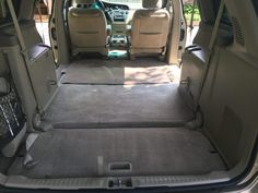 If you are thinking of using a Honda Odyssey as a campervan, or are planning a more permanent build-up for Vandwelling (like our Phase 2 […] Read Truck Bed Camping, Minivan Camping, Diy Camping, Odyssey Van, Honda Odyssey, Honda Van, Minivan Camper Conversion, Campervan Bed, Tiny Trailers