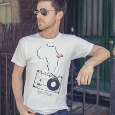Roots Reggae Africa T-shirt
