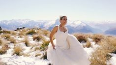 Incredible New Zealand Wedding Film | Sunshine Wedding Films | Bridal Musings Wedding Blog 3