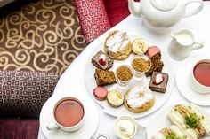 Indulge in a traditional afternoon tea and choose one of our speciality teas or coffees, or treat yourself to a flute of champagne. Riverside Garden, Robert Parker, Fresh Cake, Cream Tea, Delicious Sandwiches, Hotel Spa, Lake District, Treat Yourself, Teas