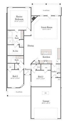 1850 Townhome Floor Plan Floor Plan Collection Breland Homes Floor Plans How To Plan Townhouse