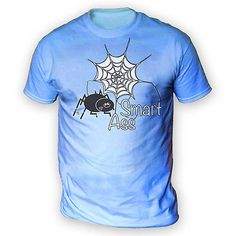 Spider #smart ass mens #t-shirt -x13 colours- gift funny bum #kitsch clever study,  View more on the LINK: http://www.zeppy.io/product/gb/2/131947337380/
