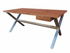 Mini X-Base Desk, made in Canada, Style Garage