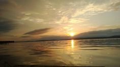 Raanujärven auringon nousu. #northern #finland #summer
