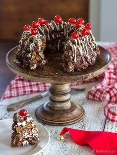 Rocky Road -kakku | Kinuskikissa - Suomen suosituin leivontayhteisö