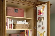 Yorktowne Cabinets | Office and Entertainment