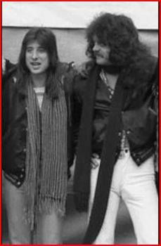 Steve Perry and Gregg Rolie The Voices of Journey Great Bands, Cool Bands, Gregg Rolie, Steven Ray, Journey Band, Quest For Camelot, Journey Steve Perry, Wheel In The Sky, Love Me Forever