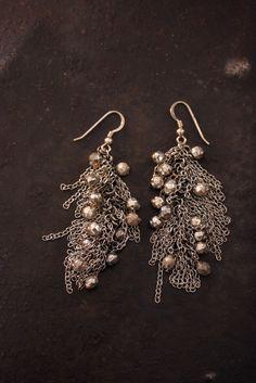 chaîne et perles