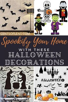 With the end of the year fast approaching, you know what festival is about to drop by? HALLOWEEN, of course! And that means Halloween décor! Get ready for the spooookiest time of the year! Goal Quotes, Motivation Goals, My Fb, Frugal, Halloween Decorations, Meant To Be, Lifestyle, Seo, Blogging
