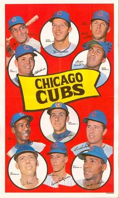 The Cubs of - the best team that never won it all. Chicago Cubs Fans, Chicago Cubs Baseball, Espn Baseball, Tigers Baseball, Chicago Illinois, Chicago White Sox, Baseball Players, Baseball Cards, Baseball Photos
