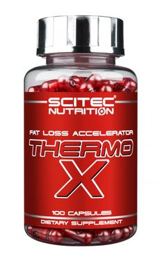 Scitec Nutrition Thermo X 100 tablet