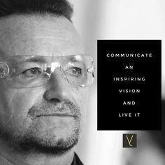 Communicate an inspiring vision and live it. __ Not only Bono but the whole U2 band wants to improve the world. They are trying to achieve this goal through their music and influence. This humane characteristic of the whole band is what makes them stand out Bono calls them the spark. They make songs that send messages which they consider important to promote. __ According to a White House report more millennials with some college or college degrees are unemployed now than all generations…