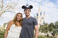 Photos - Newsies Broadway Star: Corey Cott Honeymoons at Walt Disney World - My Take On Disney