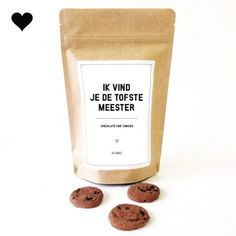 Tofste meester - Chocolate Chip Cookies