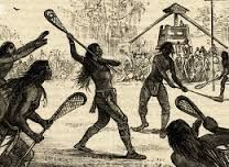 Image result for indian-lacrosse