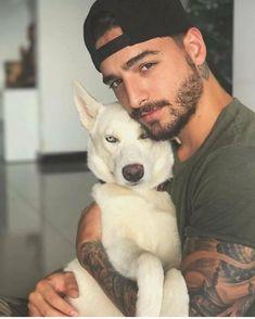 """6,076 Likes, 61 Comments - Heisdaddyaf (@heisdaddyaf) on Instagram: """"Boy or dog Follow @badboysofinsta"""""""