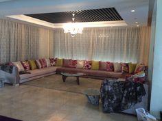 s signature salon marocain moderne mauve claire - Salon Marocain Moderne Mauve