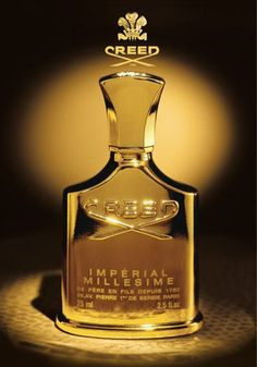 Millesime Imperial Cologne by Creed, This unisex fragrance was released in 1994. It is a warm, romantically fresh scent that both men and women will enjoy wearing. It starts off with the salty freshness of fruit notes. As it settles in you get the warm smooth notes in the base with an addition of the floral note for more interest. The top notes are bergamot, sicilian lemon, sea salt and green mandarin. The heart notes are florentine iris and marine notes. Best Perfume For Men, Best Fragrance For Men, Best Fragrances, Creed Perfume, Perfume And Cologne, Perfume Bottles, Men's Cologne, Perfume Scents, Expensive Perfume