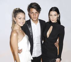 ANWAR HADID To get to him you're going to have to first get past his supermodel sisters, then his Real Housewives mom, real estate tycoon dad, and music icon stepfather. Good luck.   - TownandCountryMag.com