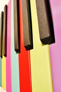 Colore ... musica ... design e amore