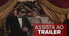 'Cinquenta tons mais escuros': Grey e Ana voltam em 1º trailer; assista