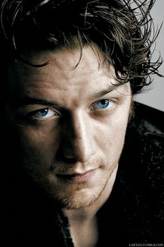 I have harboured a ridiculous crush on James McAvoy for quite some time now