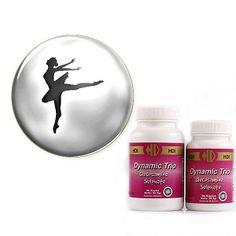 HDI Dynamic Trio + Glucosamine Sulphate Terbukti dapat membantu mengurangi rasa nyeri di sendi, memperbaiki fungsi pergerakan sendi, mengurangi rasa kaku dan pembengkakan akibat peradangan pada sendi. Membantu memperbaiki dan meregenerasi jaringan ikat pada kartilago. Menjaga kesehatan kartilago dan meningkatkan sistem kekebalan tubuh. #HDI #DynamicTrio #GlucosamineSulphate #SuplemenSendi #ObatSakitSendi info : Kuria 085286303619 BBM 2690965B