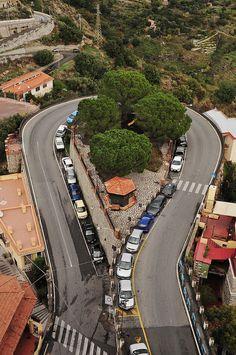 Castelmola, Messina, Sicily, Italy