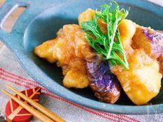 味がしみしみ〜♪『むね肉となすのサッパリ♡おろしポン酢煮』 by Yuu   レシピサイト「Nadia   ナディア」プロの料理を無料で検索